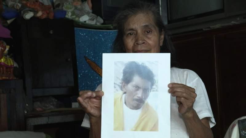 Desesperada mujer busca a su hijo desparecido en Morelia, Michoacán