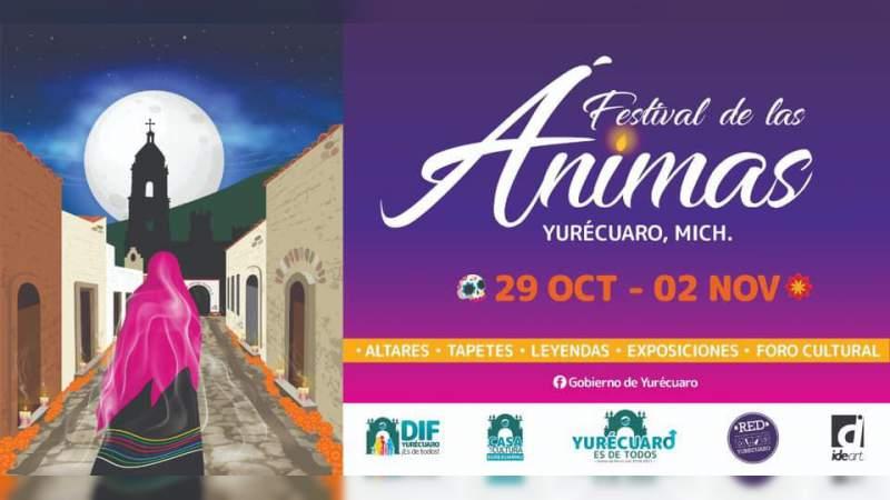 2° Festival de las Ánimas 2019 en Yurécuaro