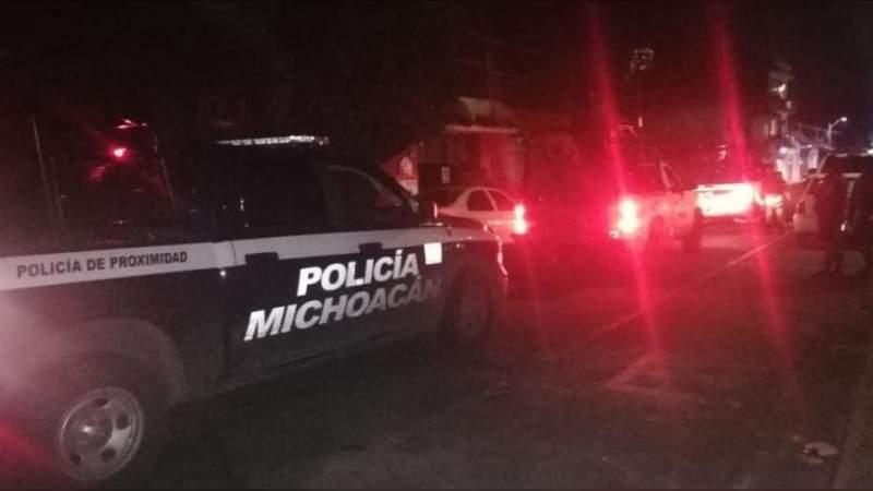 Pobladores de Charapan linchan y matan 3 personas en plena plaza del pueblo
