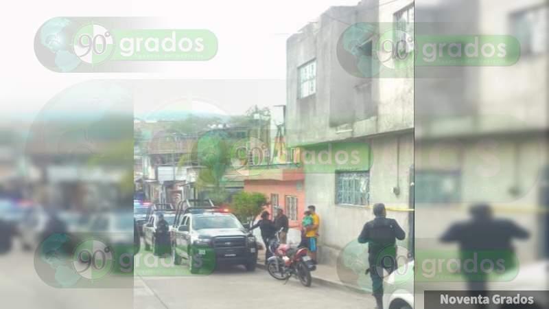 Jacona: Asesina a su madre y luego se suicida; padecía esquizofrenia