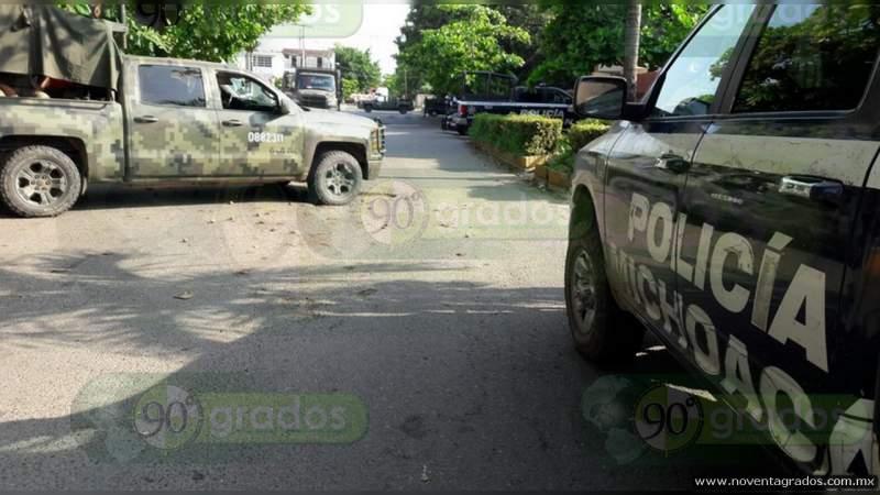 """Por negarse a proteger a """"El Mencho"""", sicarios habrían emboscado a Policías en Aguililla, Michoacán"""