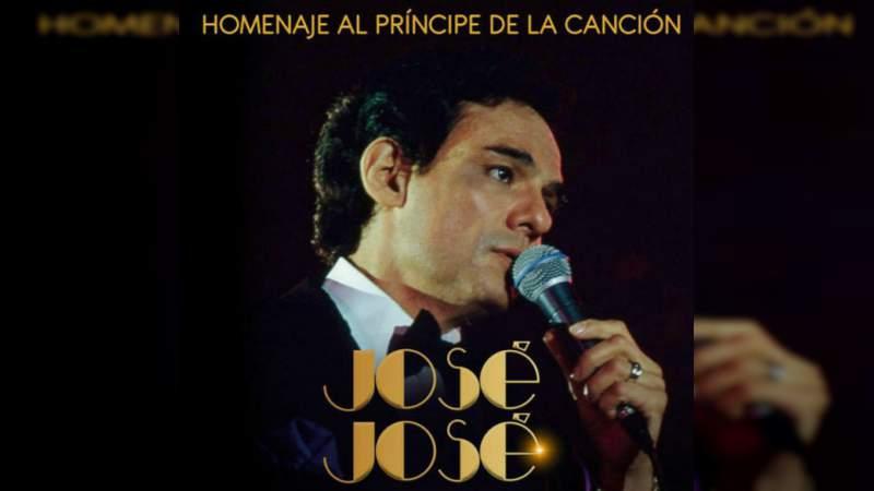 Hoy se realizará el homenaje a José José en el Zócalo de la Ciudad de México