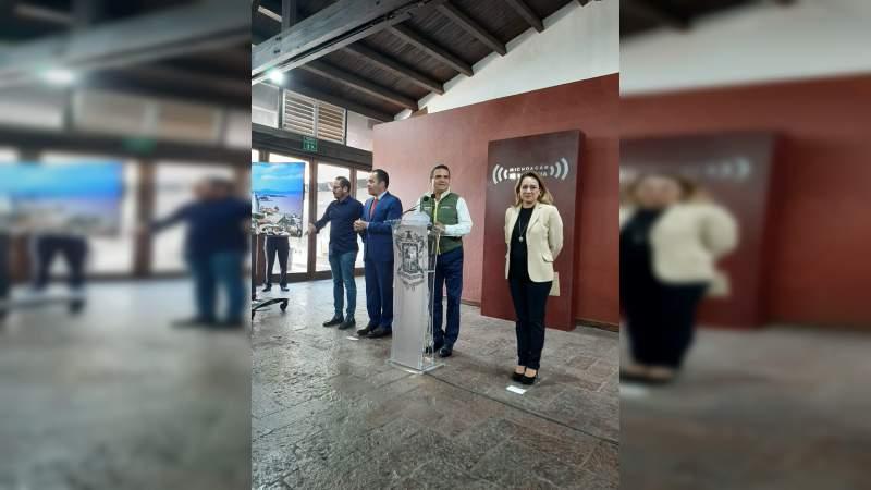 Alertas para no visitar Michoacán y violencia, no han afectado al turismo: SAC