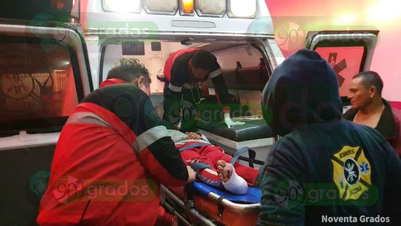 Matan a una mujer y su hijo de 14 años, en Jacona; hay 4 menores heridos