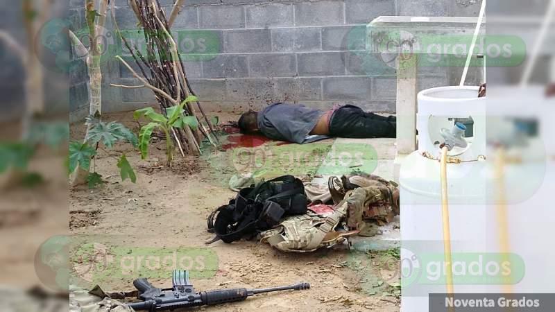 Enfrentamientos entre delincuentes y militares deja al menos 7 fallecidos — México
