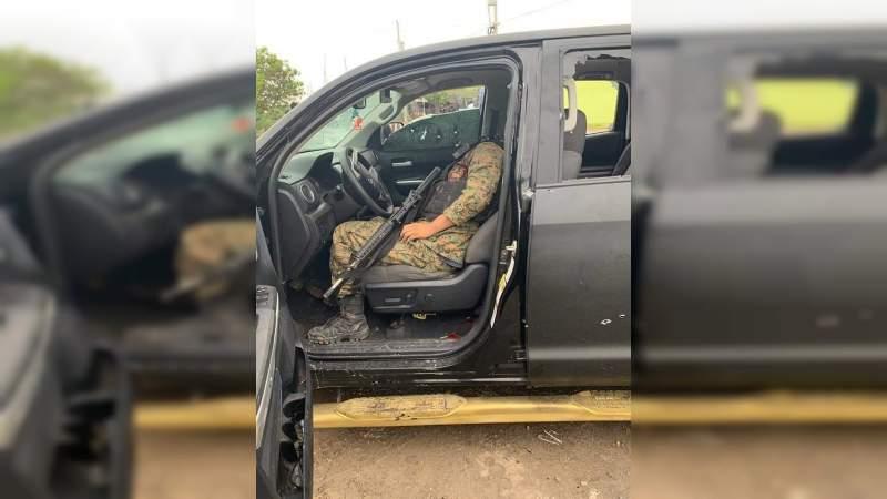 Detienen a dos policías de Tamaulipas por la ejecución extrajudicial de 8 personas