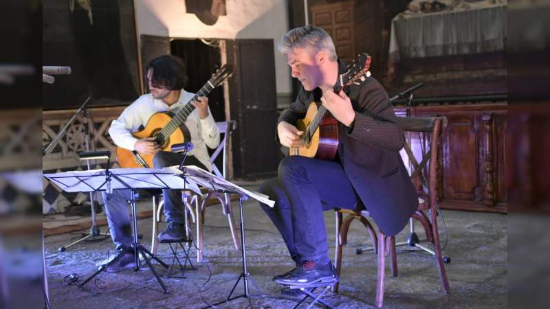 Sudáfrica y México se encuentran a través de la música