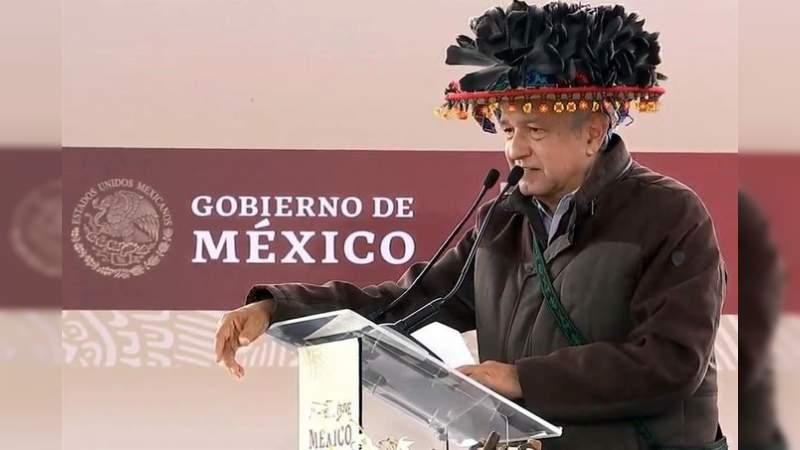 Apoyos económicos serán entregados de forma directa, no a organizaciones: López Obrador