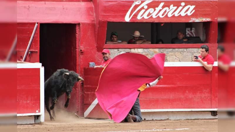 Buenas faenas de Paco Vargas y Ricardo Campos en la Monumental de Morelia