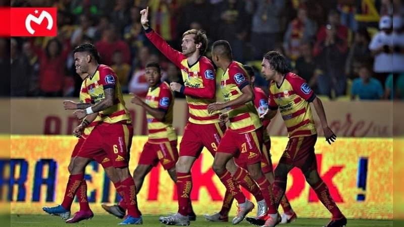 Con Pablo Guede a la cabeza Monarcas se convirtió en el mejor equipo del torneo