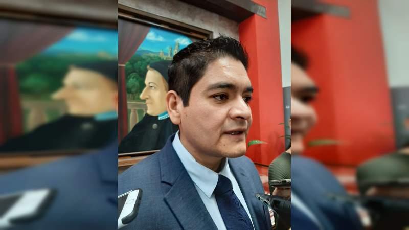 """""""Los morelianos no pagarán de manera desmedida su agua potable"""", festina Arturo Hernández"""