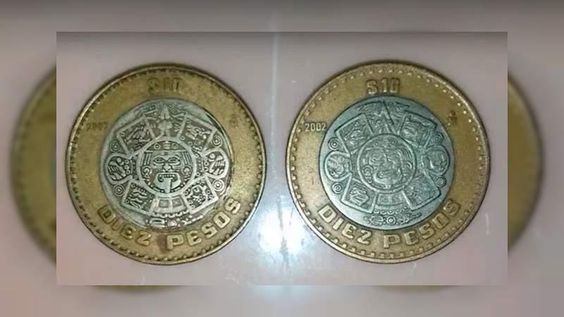 Comienzan a circular monedas falsas en México