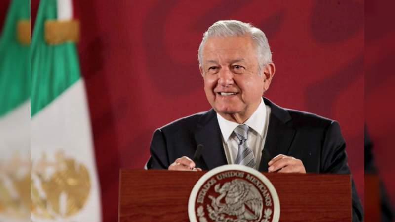 Presenta López Obrador terna para ministro de la Suprema Corte