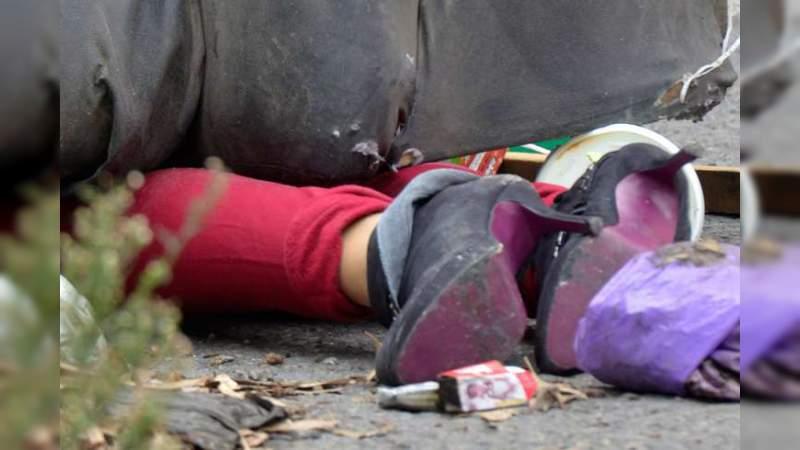 64.5% de las mujeres en Michoacán han enfrentado violencia de cualquier tipo y de cualquier agresor alguna vez en su vida, reporta Inegi