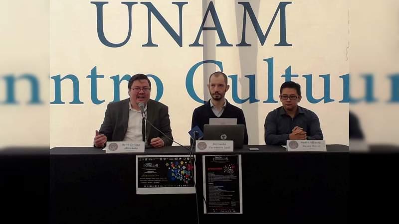 UNAM invita a la Noche de las Estrellas 2019 en Morelia y Pátzcuaro
