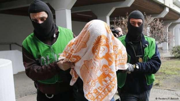 Detienen en Alemania a dos presuntos miembros del Estado Islámico que planeaban atentado