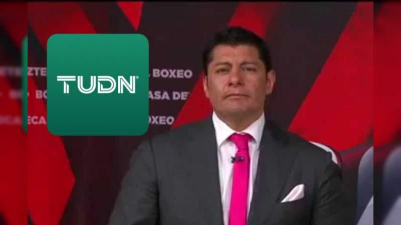 El Zar del boxeo llega a TUDN