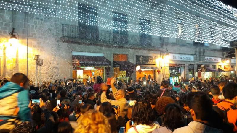 A partir del 7 de diciembre Morelia lucirá navideña, aquí tenemos para ustedes los lugares que serán iluminados
