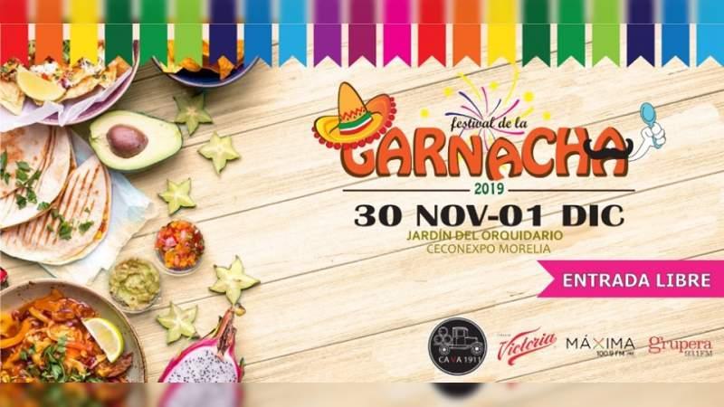 Llega a Morelia el primer Festival de la Garnacha