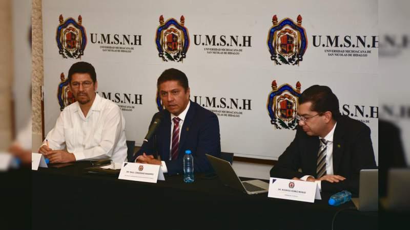 Recursos extraordinarios para la UMNSH están condicionados: Rector