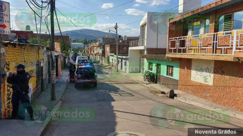 Lo persiguen y matan a balazos en Jacona, Michoacán