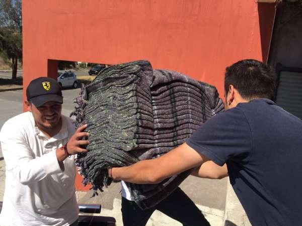 Sepsol entregará cobijas en municipios afectados por bajas temperaturas