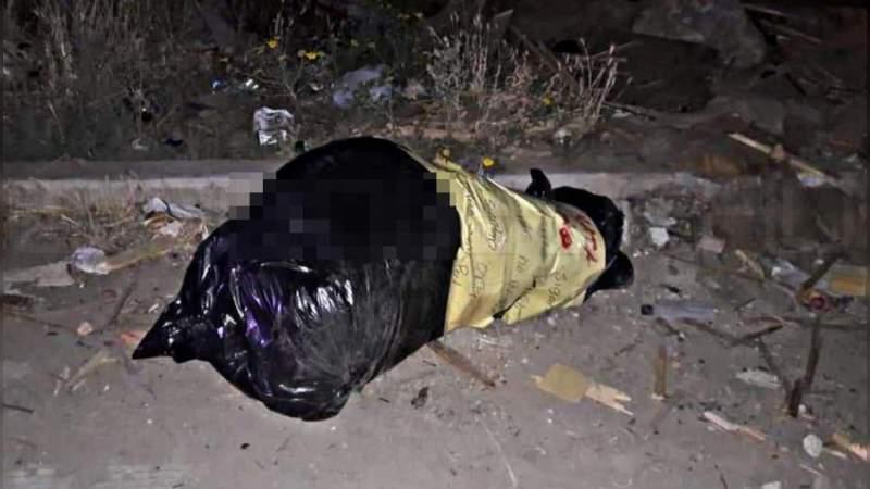 Embolsados, hallan restos descuartizado de un hombre en la Iguala - Tepecoacuilco, en Chilpancingo, Guerrero