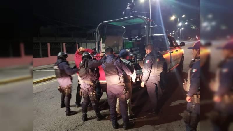 Seis detenidos por agresiones tras el partido América – Monarcas
