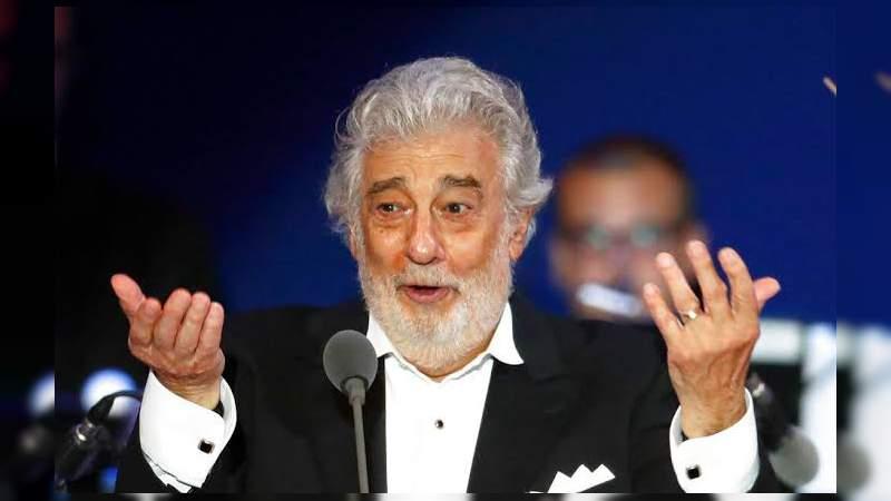 Ya no se les puede decir nada a las mujeres: Plácido Domingo