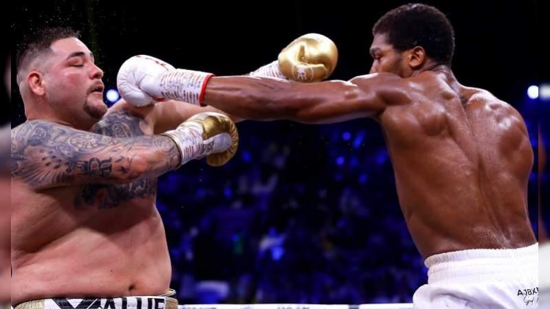 Ruiz-Joshua, campeonato mundial de las indignidades boxísticas