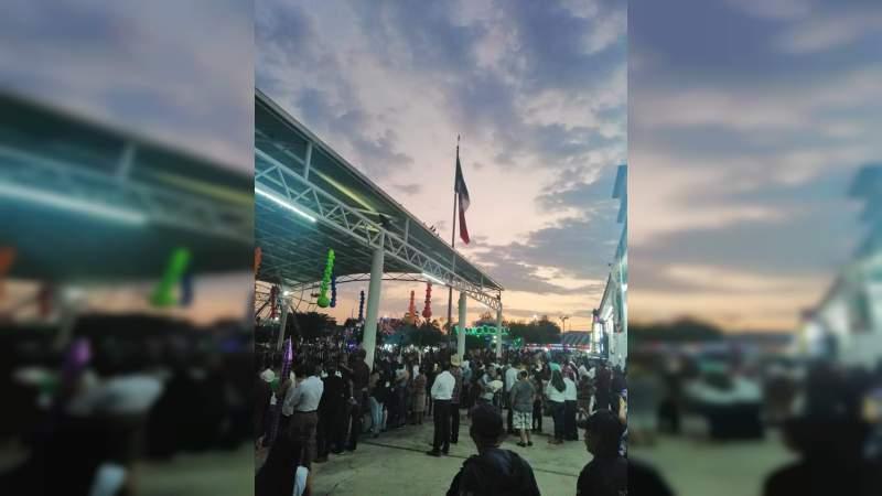 De forma exitosa se realizó en Buenavista Feria del Limón 2019