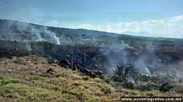 Con quemaduras e intoxicados resultan dos bomberos en incendio en Zamora, Michoacán