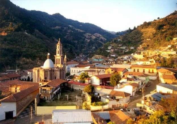 Angangueo Pueblo Mágico Michoacán