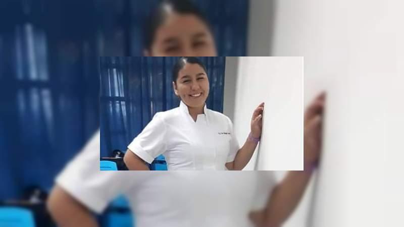Estudiante de Enfermería de la UMSNH muere al intentar salvar heridos de un accidente