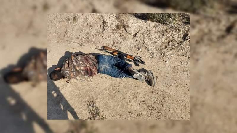Sicarios disparan contra helicóptero de la Policía en Nuevo León: Hay un muerto