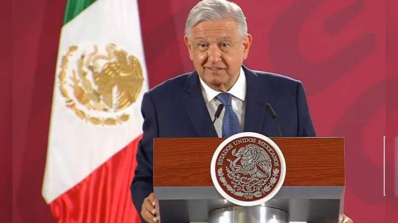 Hoy se firmará el T-MEC en Palacio Nacional: AMLO