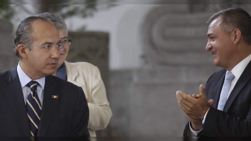 Detienen en Texas a Genaro García Luna, ex mano derecha de Felipe Calderón