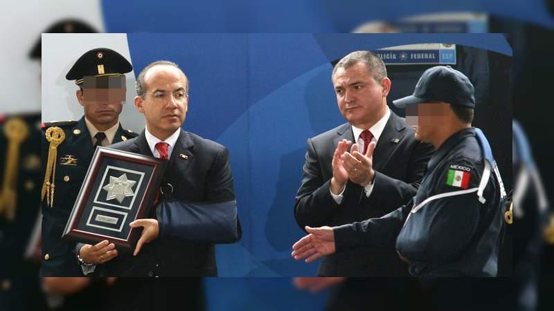 Hasta 8 millones de dólares en sobornos le dio el Cártel de Sinaloa a Genaro García Luna