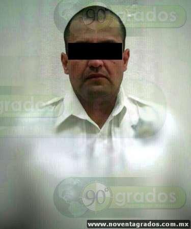 Detienen armado y con droga a exdirector de Seguridad Pública chilango de Indaparapeo, Michoacán