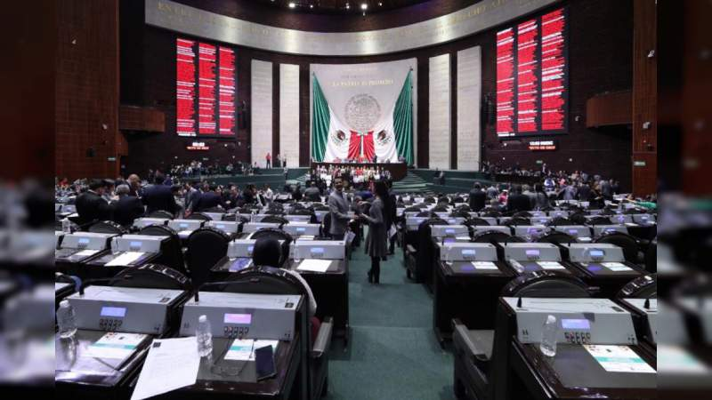 Aprueban diputados Ley de Amnistía: Podrán recuperar su libertad mujeres que abortan, ladrones y detenidos con droga