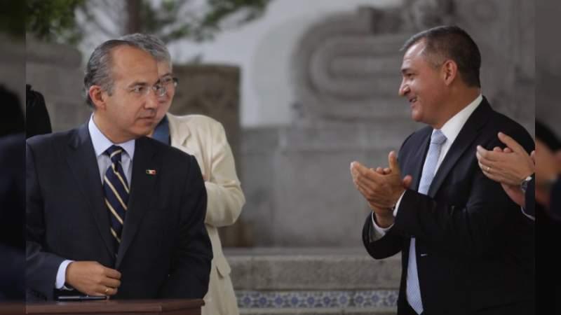 Congelan 11 cuentas bancarias relacionadas con Genaro García Luna