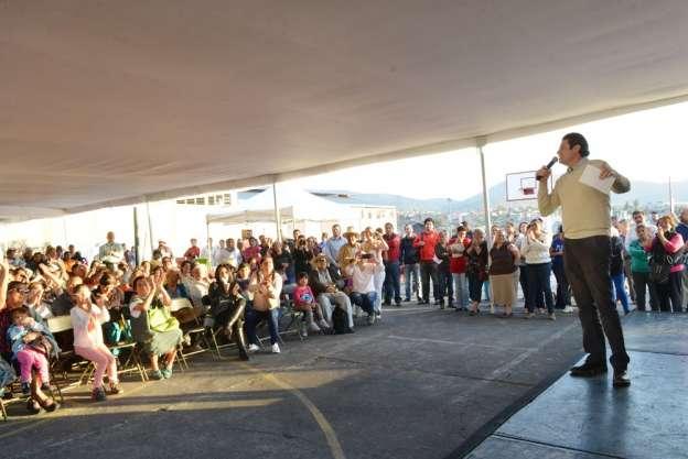 Anuncia DIF Morelia Tercera Feria de Salud en la comunidad de Loma Caliente