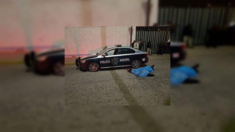 Cartel Jalisco se atribuye ataque a la Policía en Villagrán: Hay 3 agentes y un juez secuestrados