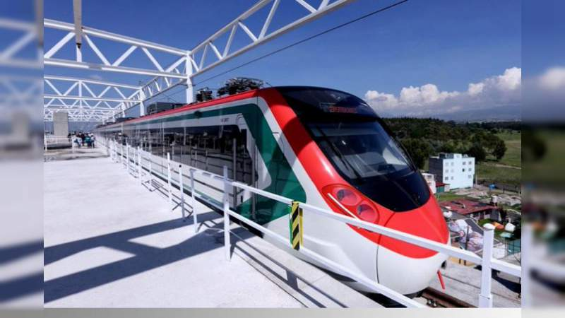 SCT reinicia trabajos del Tren México – Toluca