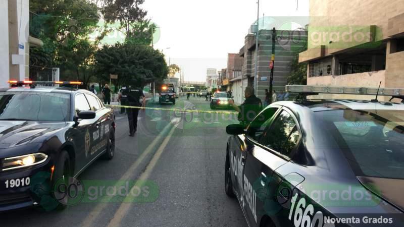 Guanajuato: Asesinan a agente de la SSP de Celaya, en ataque a balazos que desata persecución