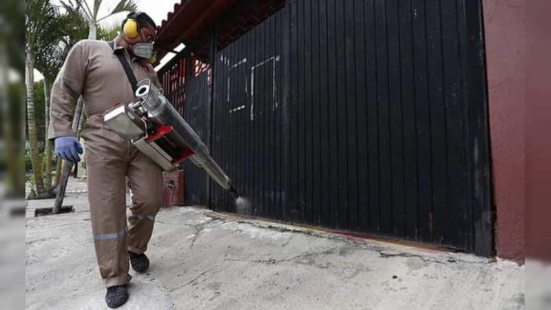 Jalisco, con 11 mil casos confirmados y 29 defunciones por dengue