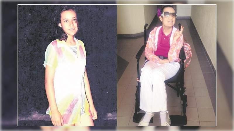 Por negligencia médica, hace 21 años niña quedó cuadripléjica en Monterrey: Hoy piden justicia en la CIDH