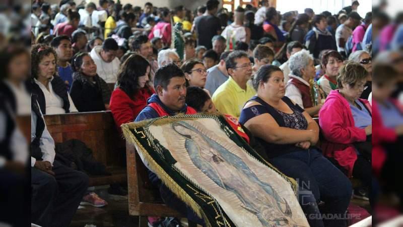 Casi 11 millones visitaron la Basílica de Guadalupe, un nuevo récord