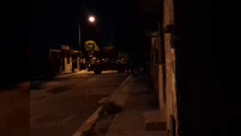 Tras reporte de balazos, localizan ejecutados a dos sujetos en Acapulco, Guerrero