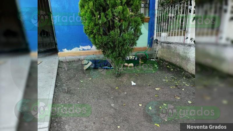 Balean a un hombre en Zamora; muere en el hospital
